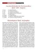 SERVITANISCHE NACHRICHTEN Nr. 2/2008, 34. Jahrgang - Page 4