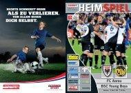 FC Aarau BSC Young Boys