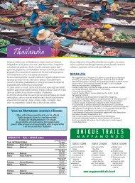 Thailandia - Viaggi del Mappamondo