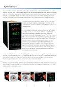 Catálogo Controladores de Temperatura - Industry - Page 2