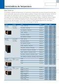 Catálogo Controladores de Temperatura - Industry - Page 7