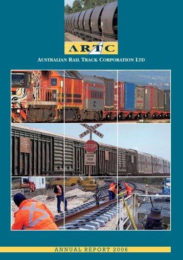 Annual Report 2005 / 2006 - ARTC