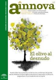 El olivo al desnudo