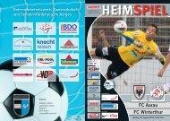 HEIMSPIEL FC Aarau FC Winterthur