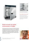 ENCEINTE CLIMATIQUE HPP - Fisher UK Extranet - Page 2