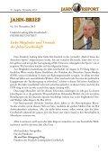 JAHN REPORT JAHN REPORT - Friedrich-Ludwig-Jahn-Museum - Seite 3