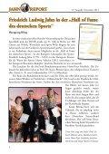 JAHN REPORT JAHN REPORT - Friedrich-Ludwig-Jahn-Museum - Seite 4