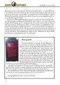 JAHN REPORT JAHN REPORT - Friedrich-Ludwig-Jahn-Museum - Seite 6