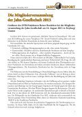JAHN REPORT JAHN REPORT - Friedrich-Ludwig-Jahn-Museum - Seite 7