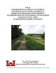 EIS New Orleans to Venice - NOLA Environmental