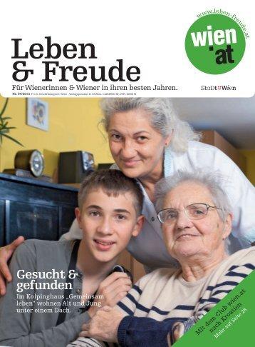 Leben & Freude 4/2013 - bei Leben-Freude.at
