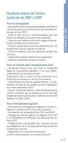 Enseignement agricole - Accès au site... - Page 5