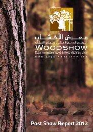 """Timber Legality"" Seminar at Dubai WoodShow 2012"