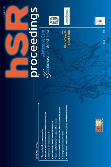 Full HSR proceedings Vol. 4 - N. 4 2012 in PDF