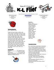 Issue 3~ June 2000 - Greater Nanticoke Area School District