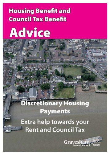 Housing Benefit and Extra help towards your Rent and Council Tax ...