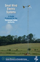 Small Wind Electric Systems - American Public Power Association