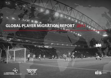 Global Player Migration report 2011