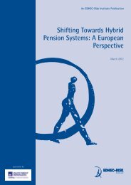 Shifting Towards Hybrid Pension Systems: A European Perspective