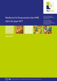 Renforcer le Financement des PME dans les pays ACP