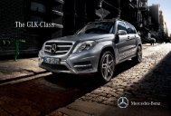The GLK-Class