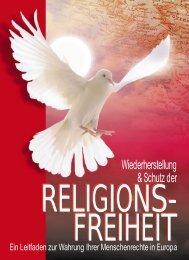 PDF, 1 MB - Religionsfreiheit