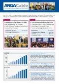 Fachmesse für Kabel, Breitband und Satellit - ANGA COM - Seite 2