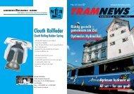 No 41/Juni 07 www.tramnews.com TRAMNEWS - Hanning & Kahl