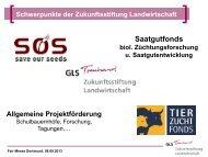 Präsentation des Vortrages - Eine Welt Netz NRW