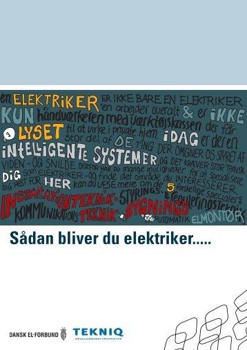 Sådan bliver du elektriker..... - Dansk El-Forbund