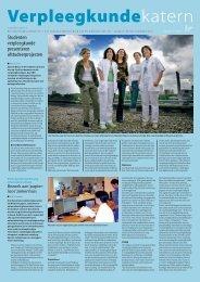 Verpleegkundekatern - VU medisch centrum Amsterdam - VUmc