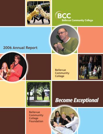 Become Exceptional - Bellevue College