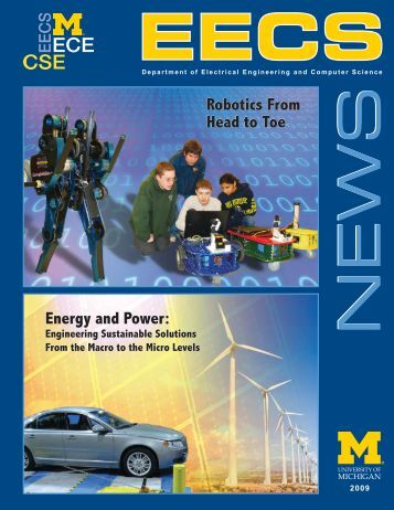 Energy and Power - Electrical Engineering and Computer Science ...