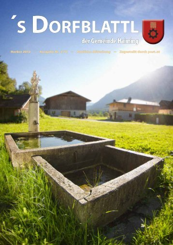 4,33 MB - Gemeinde Haiming - Land Tirol