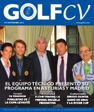 Numero 5 - Federación de Golf de la Comunidad Valenciana