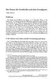 Röben - Zeitschrift für ausländisches öffentliches Recht und ...