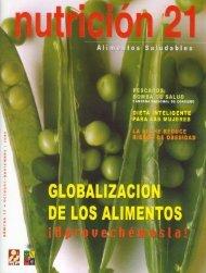 Revista Nutrición 21 nº 12 - Inta