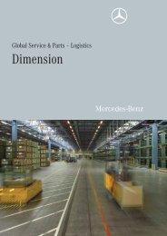 Imagebroschüre GSP Logistics - After-Sales Portal Mercedes-Benz ...
