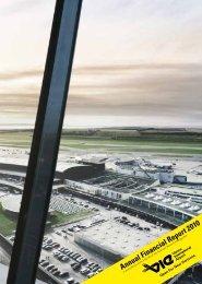 Annual Financial Report 2010 - Flughafen Wien