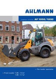 AF 1050/1200 - Leiser AG