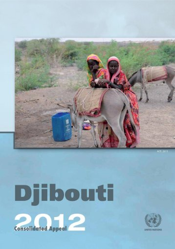 Djibouti 2012 Consolidated Appeal
