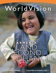 Summer 2004 - World Vision