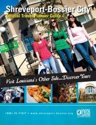08 Travel Planner - Shreveport