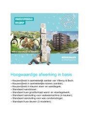 Hoogwaardige afwerking De Horst.pdf - Heerhugowaard