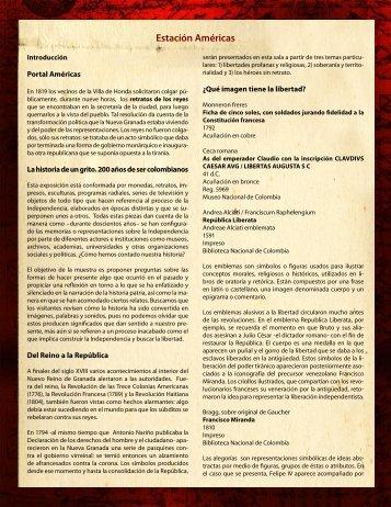 PDF Estación Américas - Museo Nacional