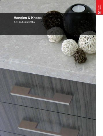 01 Handles & Knobs - Tekform