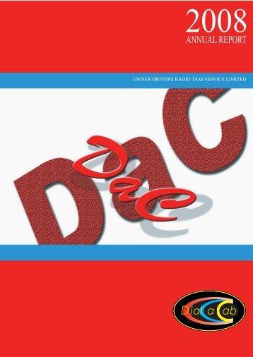 2008 - Dial-a-Cab