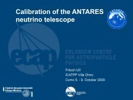 Time calibration - Villa Olmo - International Conference 2013