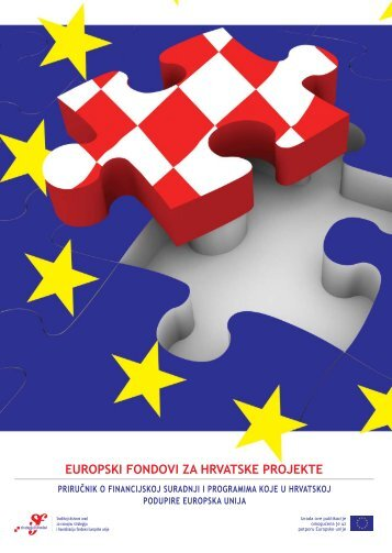 Europski fondovi za hrvatske projekte - priručnik o ... - Zagreb.hr
