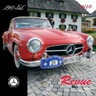 D 25890 4. Quartal 2010 - Mercedes-Benz 190 SL Club e.v.